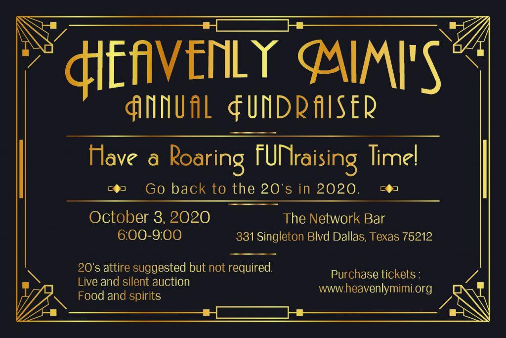 Heavenly Mimi Annual Fundraiser